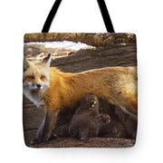 Busy Mommy Tote Bag