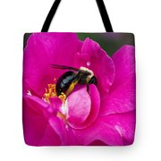 Busy Pink IIi Tote Bag