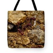 Busy Work Tote Bag