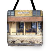 But For The Grace Of God Tote Bag