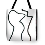 But I Love You Tote Bag