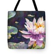 Butchart's Lily Tote Bag