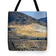 Butte Berkeley Pit Mine Tote Bag