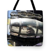 Butterbeer Inn Tote Bag