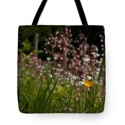 Buttercup And Wildflowers Tote Bag