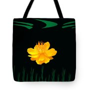 Buttercup Delight Tote Bag