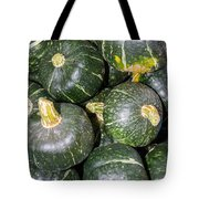 Buttercup Winter Squash On Display Tote Bag