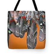 Butterflies And Cocoons Tote Bag