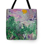 Butterflies In The Breeze Tote Bag