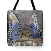 Butterfly 007 Tote Bag