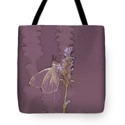 Butterfly 3 Tote Bag