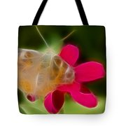 Butterfly-5288-fractal Tote Bag