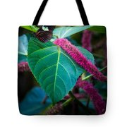 Butterfly 7 Tote Bag