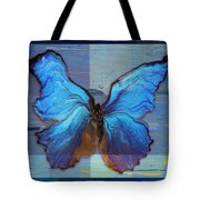 Butterfly Art - Dream It Do It - 99at3a Tote Bag