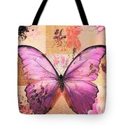 Butterfly Art - Sr51a Tote Bag