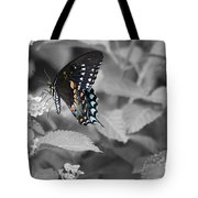 Butterfly Art Wings Together Tote Bag