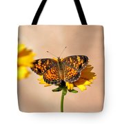 Butterfly Baby Tote Bag