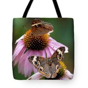 Butterfly Bizarre Tote Bag