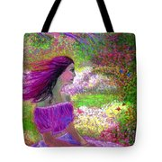 Butterfly Breezes Tote Bag
