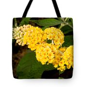 Butterfly Bush Flower Tote Bag