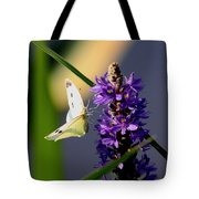 Butterfly - Cabbage White Tote Bag