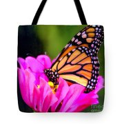 Butterfly Cup Tote Bag