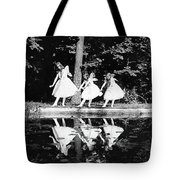 Butterfly Dance, 1920 Tote Bag