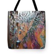 Butterfly Dancer Tote Bag