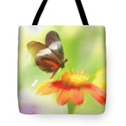 Butterfly Digital Painting Tote Bag