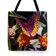 Butterfly Don't Fly Away Tote Bag
