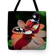 Butterfly Dont Fly Away Tote Bag