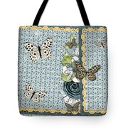 Butterfly Dreamland Tote Bag
