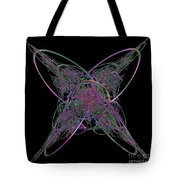 Butterfly Emerging  Tote Bag
