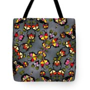 Butterfly Exodus Tote Bag