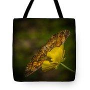 Butterfly Fan Tote Bag