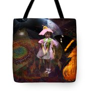 Butterfly Futures Tote Bag