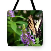 Butterfly Garden 2 Tote Bag