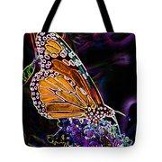 Butterfly Garden 24 - Monarch Tote Bag