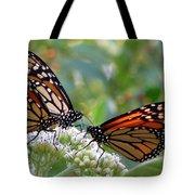 Butterfly Garden - Monarchs 17 Tote Bag