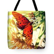 Butterfly II Tote Bag