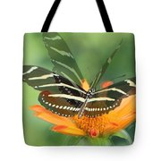 Butterfly In Motion #1967 Tote Bag