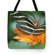 Butterfly In Motion #1968 Tote Bag
