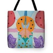 Butterfly Kisses And Ladybug Hugs Tote Bag