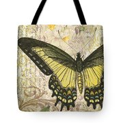 Butterfly Kisses-c Tote Bag