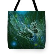 Butterfly Magic By Jrr Tote Bag