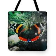 Butterfly Magick Tote Bag