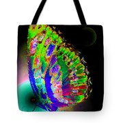 Butterfly Me To The Moon Tote Bag