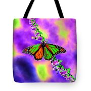 Butterfly - Monarch - Photopower 1551 Tote Bag