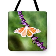 Butterfly - Monarch - Photopower 319 Tote Bag