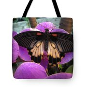 Butterfly Palace Tote Bag